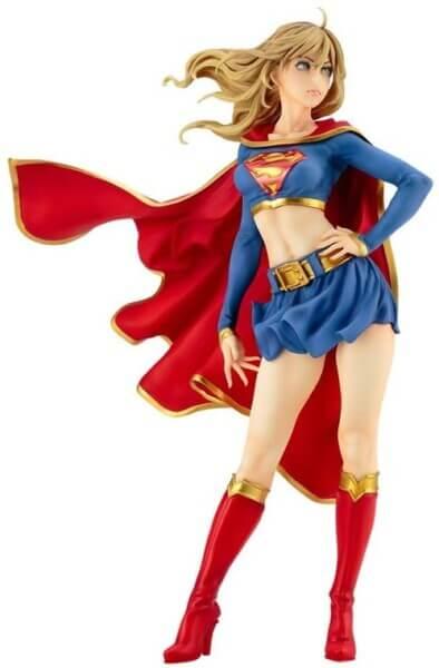DC COMICS美少女 DC UNIVERSE スーパーガール リターンズ 6,000