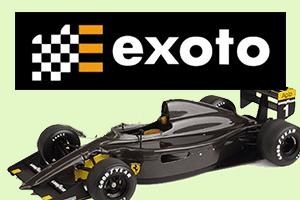 エグゾト exoto ミニカー買い取り