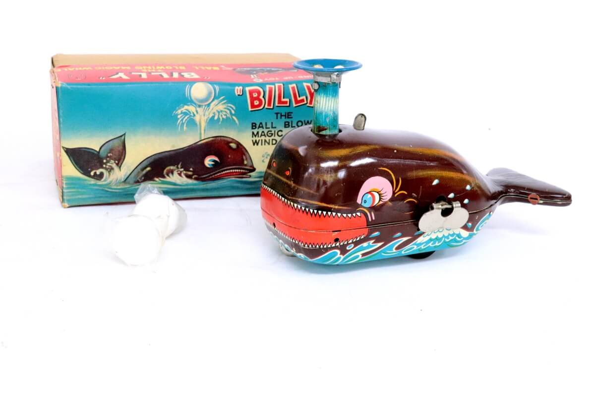 吉屋【BILLY WIND UP TOY】