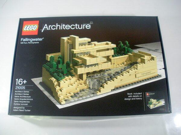 レゴアーキテクチャー 21005 カウフマンズ邸 落水荘