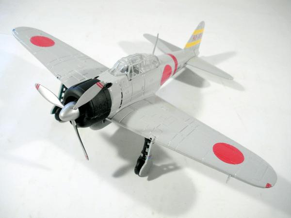 フランクリンミント 1/48 零式艦上戦闘機 A6M ZERO