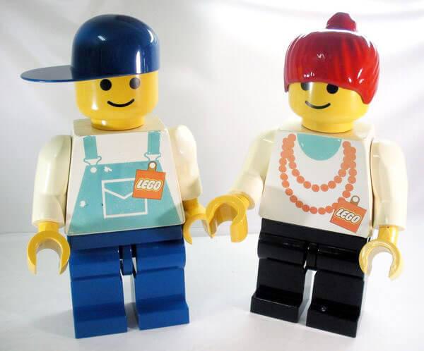LEGO ジャンボフィグ 全国 宅配買取