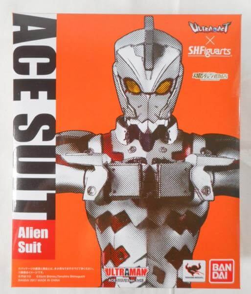 S.H.Figuarts ウルトラアクト【ACE SUIT】#094012