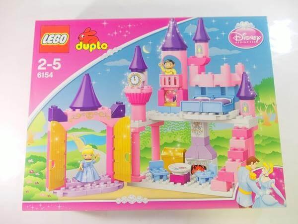 レゴ 6154 デュプロ プリンセス シンデレラのお城