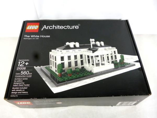 レゴ アーキテクチャー LEGO Architecture 買取