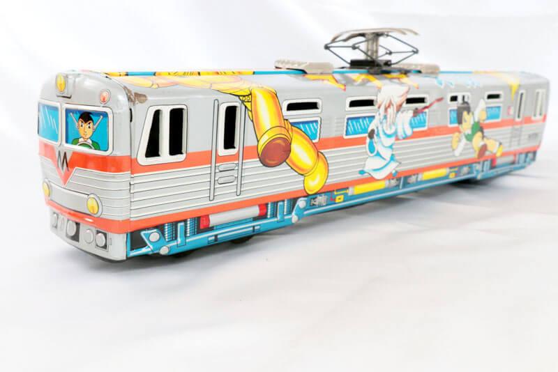 マグマ大使 電車 全長約52cm