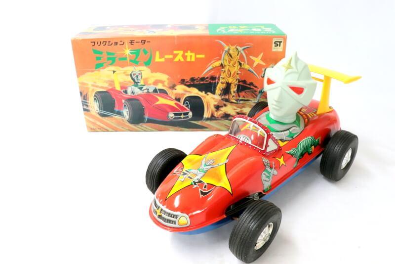 マスダヤ【ミラーマン レースカー】