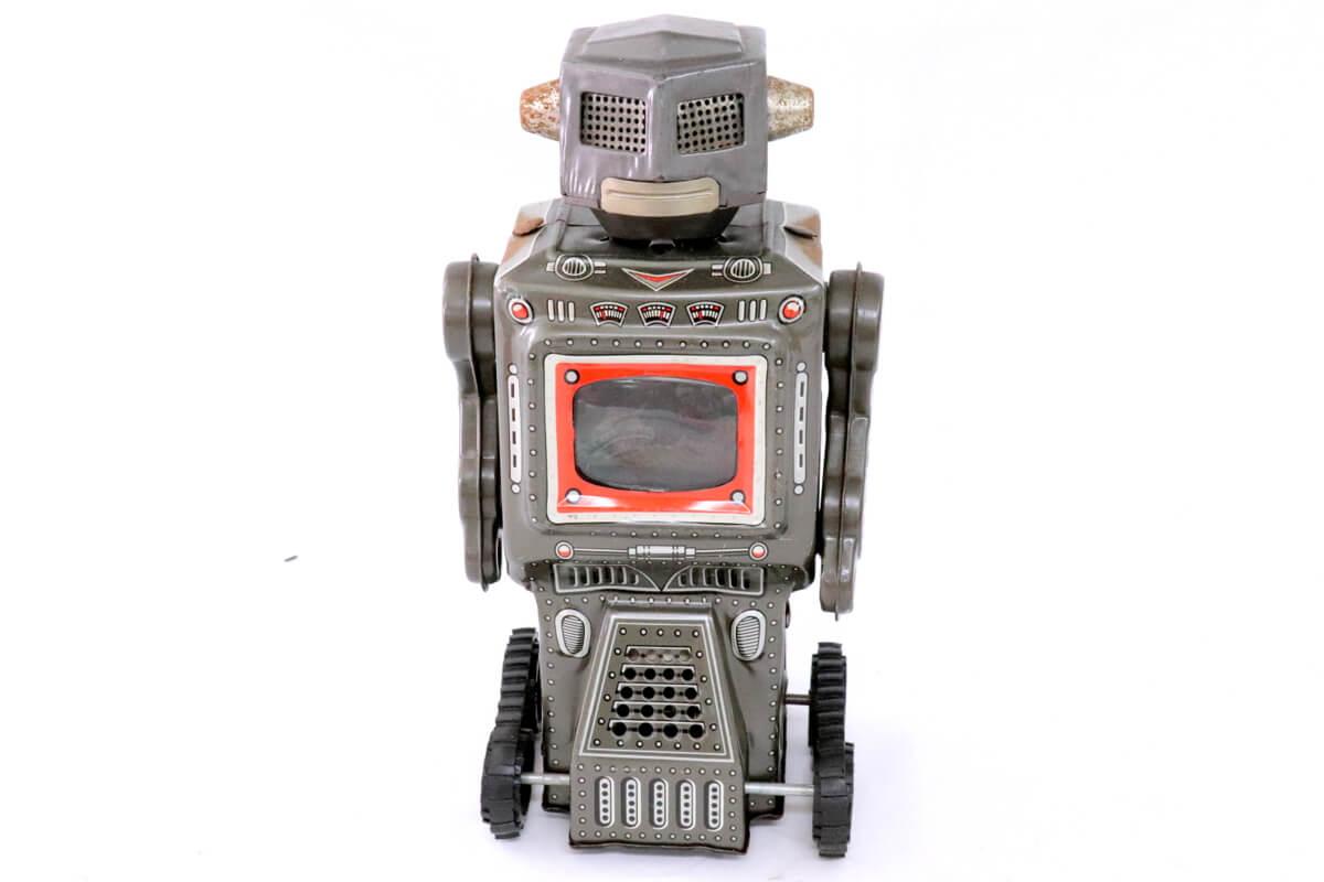 ホリカワ【TVキャタピラロボット】