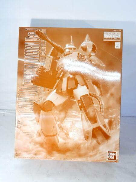 MG 1/100 【ザク キャノン ユニコーンカラーver.】