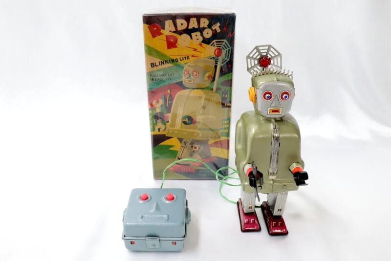 浅草トーイ【RADAR ROBOT】