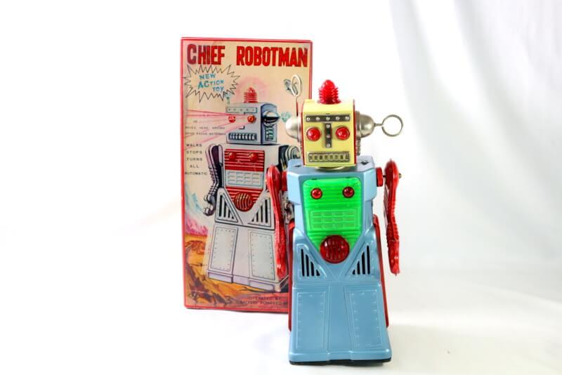 ヨシヤ【CHIEF ROBOTMAN】