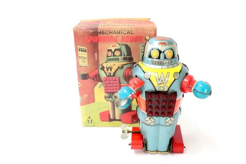 ノグチ【メカニカル スパーキング ロボット】