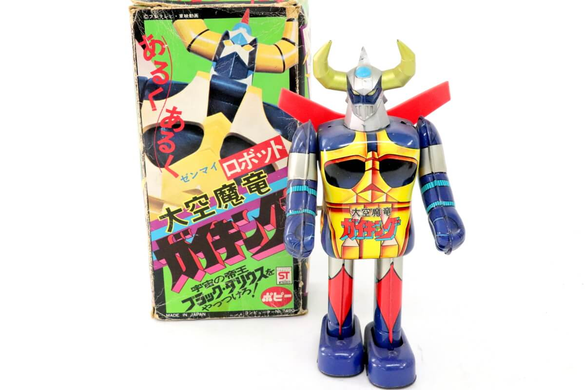 ポピー【大空魔竜 ガイキング ゼンマイロボット
