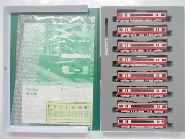 KATO 10-1309 京急 2100形 8両セット