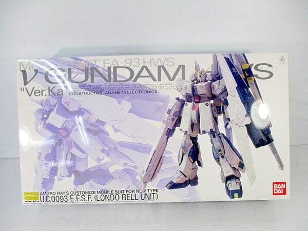 MG 1/100【νガンダム HWS Ver.Ka】0214832