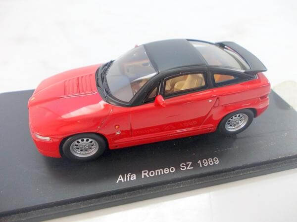 スパーク 1/43 アルファロメオ SZ 1989 S0612
