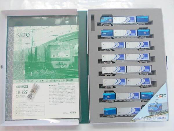 KATO 10-227 M250系 スーパーレールカーゴ 基本セット