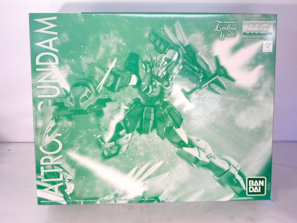 MG 1/100 【アルトロンガンダム EW XXXG-01S2 エンドレスワルツ】