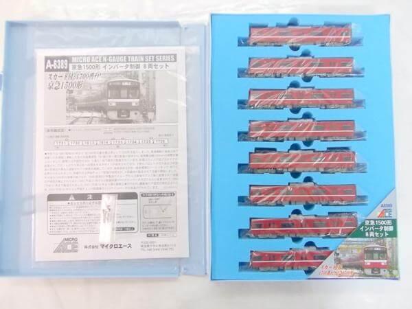 マイクロエース A6389 京急1500形 インバータ制御 8両セット
