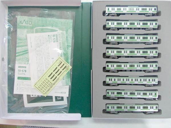 KATO E231系500番台 山手線 基本+増結Aセット