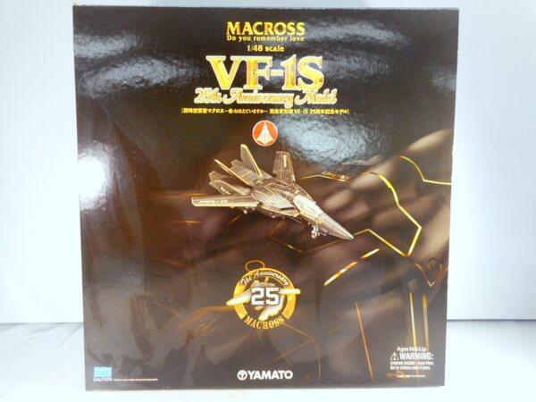 ヤマト 1/48 マクロス 【完全変形版 VF-1S 25周年記念モデル】#000667
