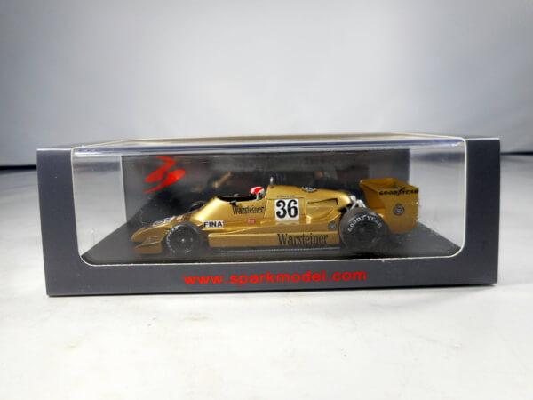 スパーク 1/43 【Aroows A1 #36 US GP 1978】#S3905