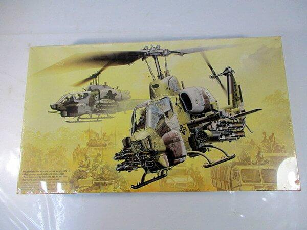 MRCフジミ 1/35【AH-1W スーパーコブラ】09101