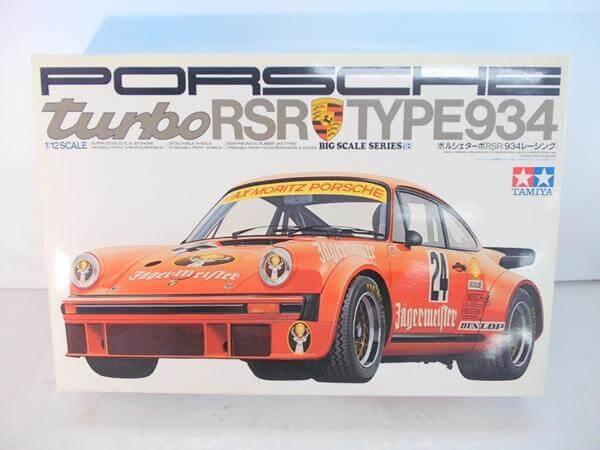 タミヤ 1/12 ポルシェターボ RSR(934レーシング) 12020
