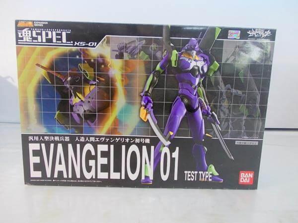 バンダイ 魂SPEC XS-01 エヴァンゲリオン 初号機