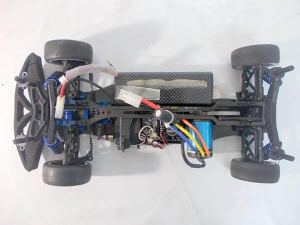ヨコモ BD-7 Ver. RS