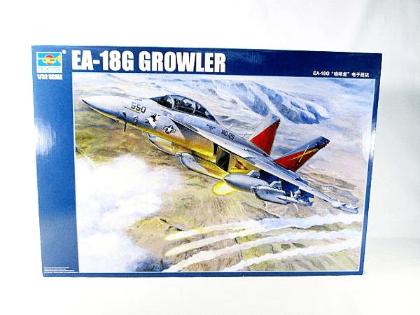 トランペッター 1/32 EA-18G グラウラー