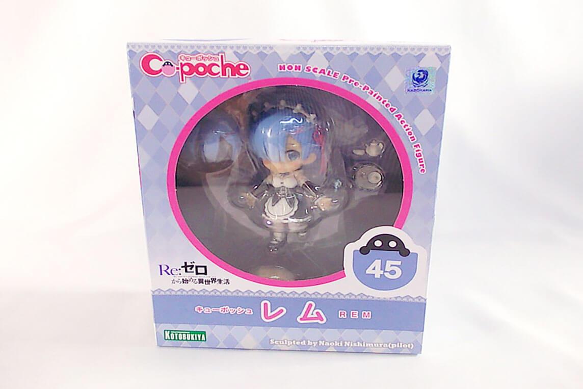 キューポッシュはコトブキヤが製造するフィギュアで、可愛らしい印象が魅力的!てのひらで遊べるサイズ感で人気があります。