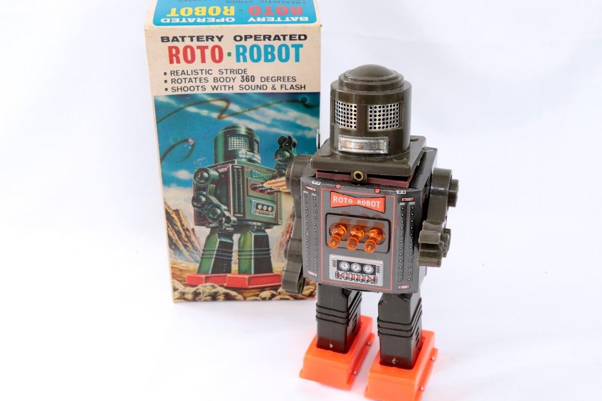 堀川 S.H 【ROTO・ROBOT】