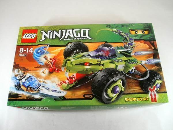 レゴ【ニンジャゴー ヘビヘビ・トラック】