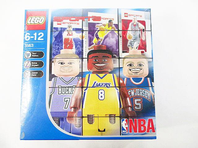 レゴ-スポーツ【3563 NBA-(バスケットボール)-Set