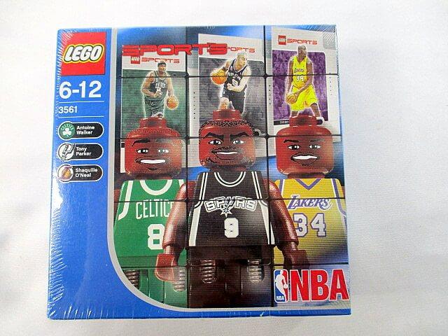 レゴ スポーツ【3561 NBA (バスケットボール) Set】