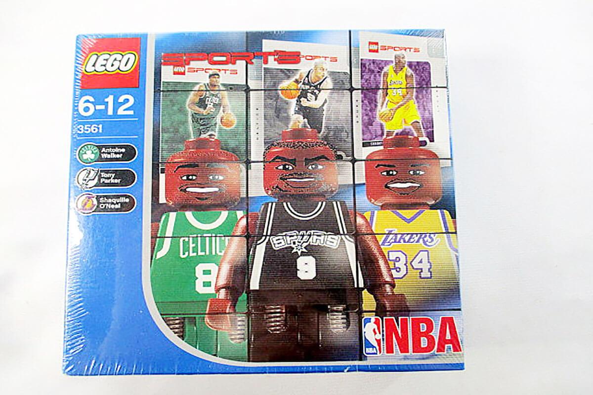 レゴ-スポーツ【3561 NBA-(バスケットボール)-Set】