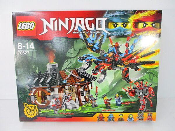 LEGO ニンジャゴー【70627 エレメントドラゴン・ファイヤーオーシャン】