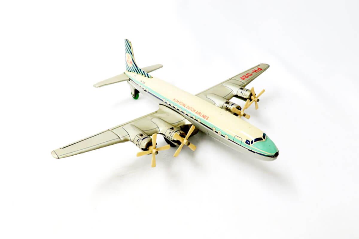 ウサギ屋【KLM-PH-DSF-飛行機】