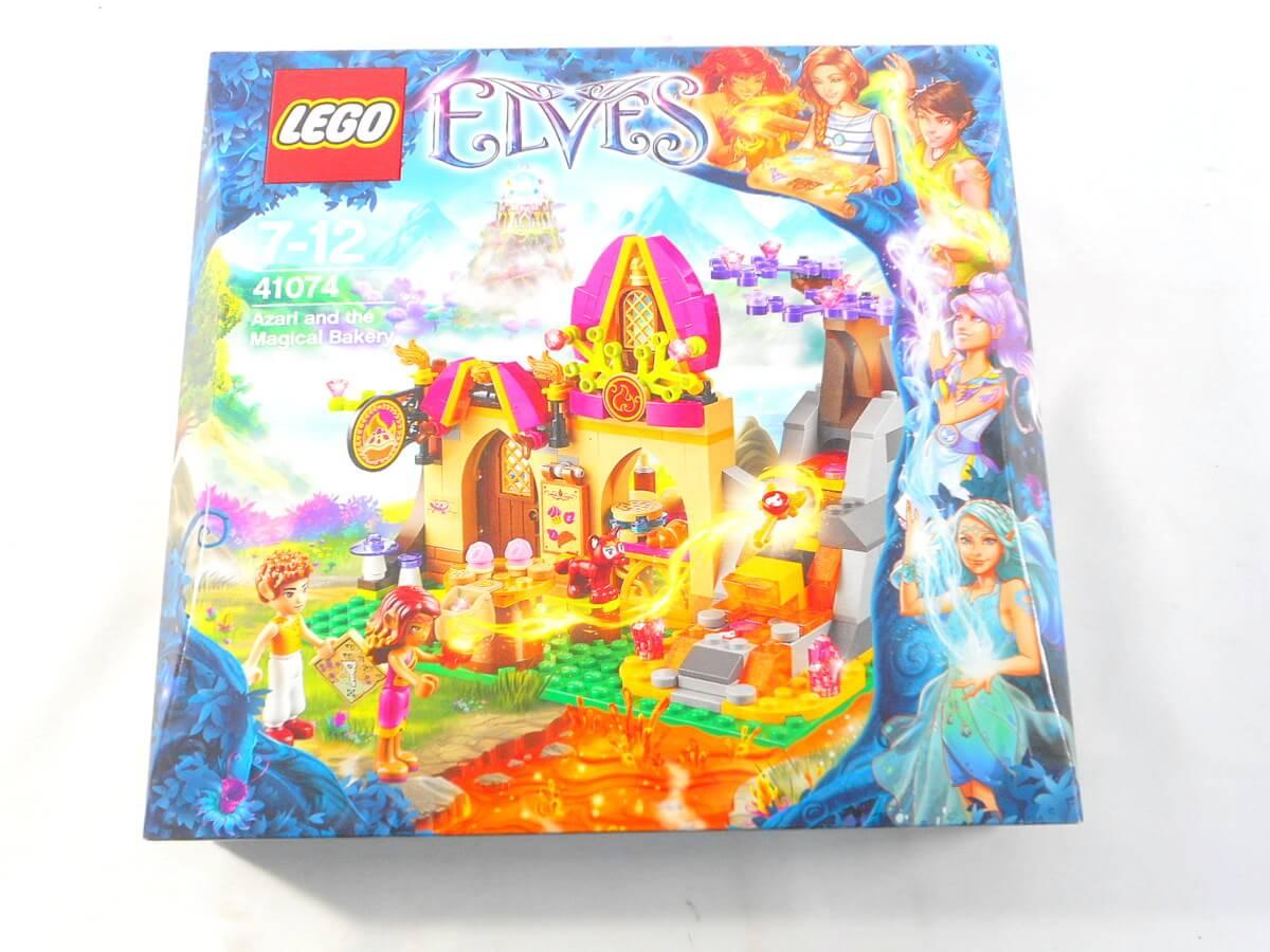 レゴ エルフ 41074 アザリと魔法のパン屋