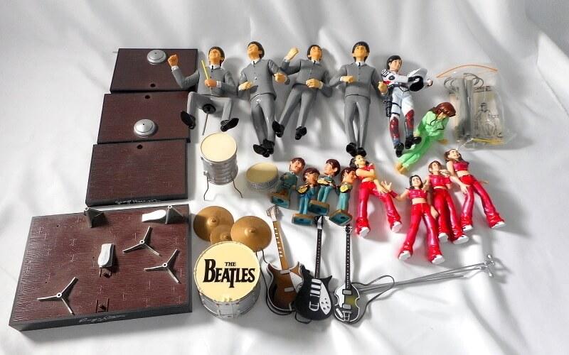 ザ・ビートルズ (The Beatles)グッズ高価買取いたします。