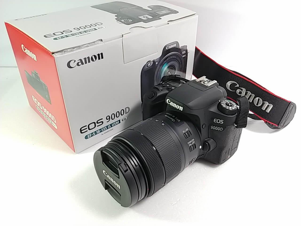 キャノン EOS 9000D 高価買取