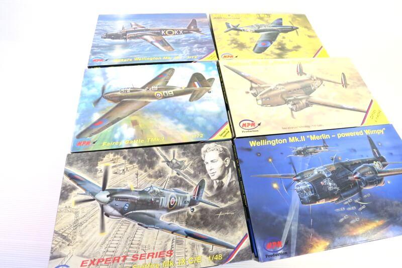MPMは海外の戦闘機プラモデルを多数展開しています。高価買取いたしますのでどうぞご査定ご依頼下さい。