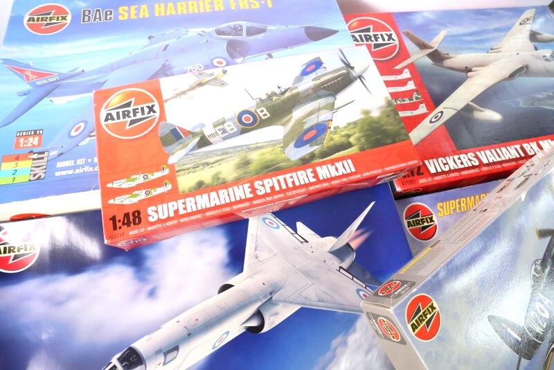 エアフィックス AIRFIXのプラモ 飛行機プラモや戦車など様々に展開あります。高価買取中ですので是非お見積り下さい。