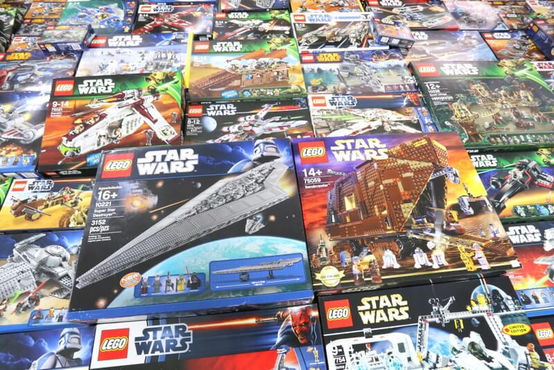 LEGO スターウォーズ 高価買取