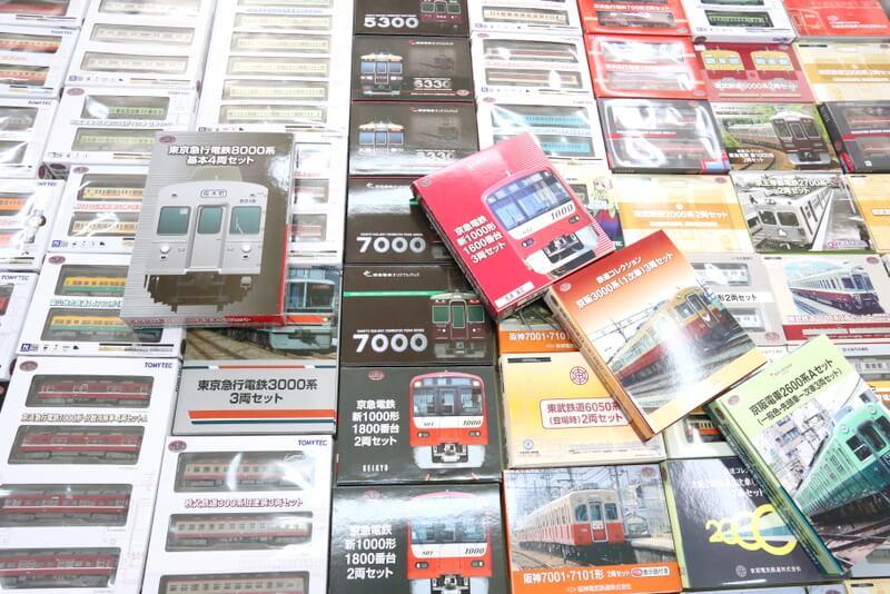 トミーテック 鉄道模型買取 Nゲージ ストラクチャー 鉄道コレクション ジオコレ