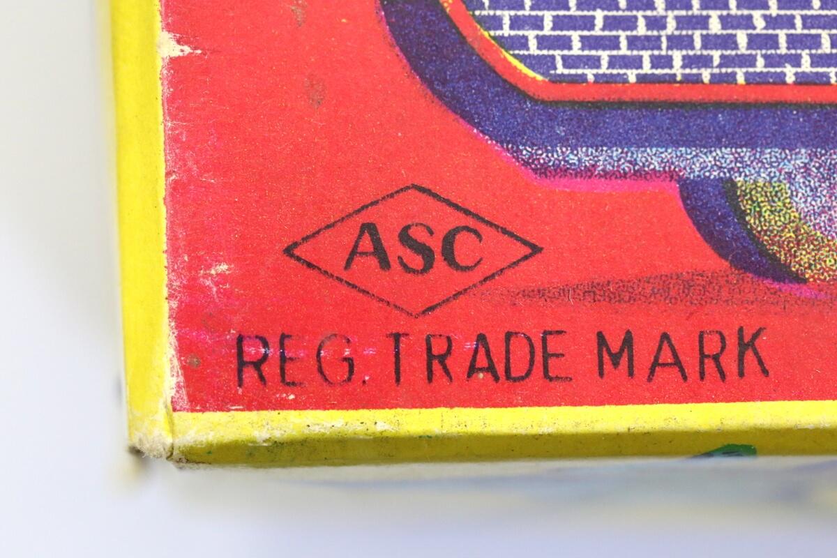 ASC アオシンのマーク