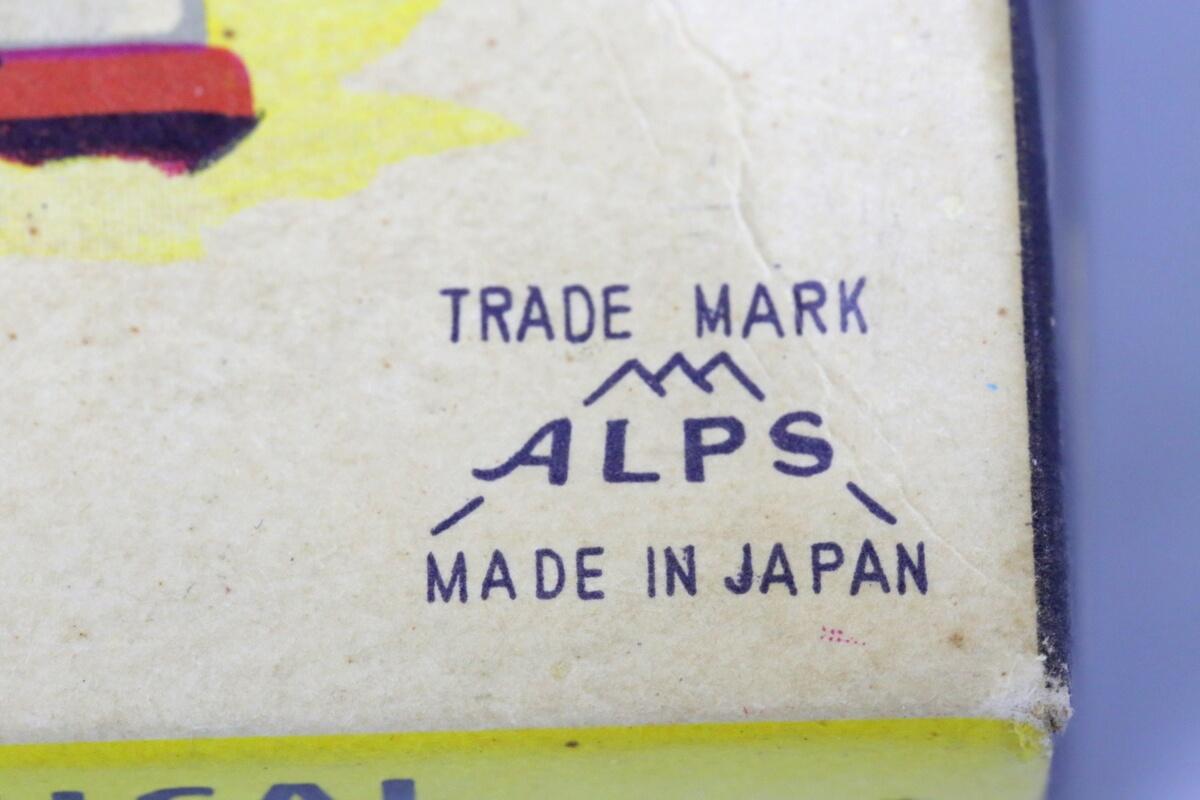 アルプス<br /> ALPS のマーク