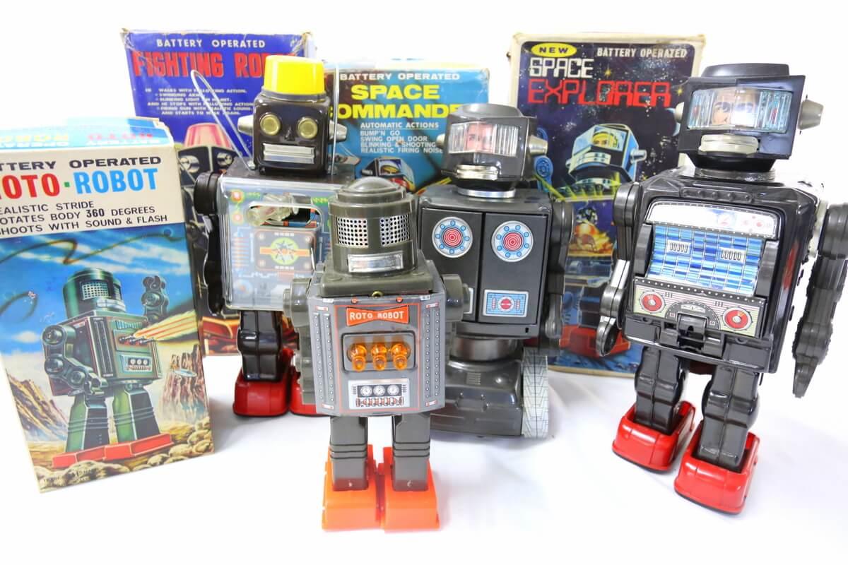 堀川玩具 ホリカワ ブリキ大量でも安心!高額査定いたします。