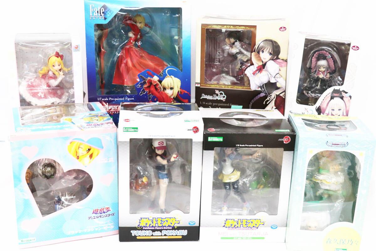 日本を代表するフィギュアメーカーであるコトブキヤは、細部まで徹底的に再現し人気があるメーカです